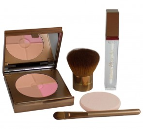 Magic Minerals by Jerome Alexander Bronzing Kit.