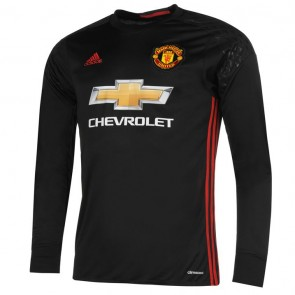 Manchester United Home Goal Keeper Shirt 2016 2017 Mens.