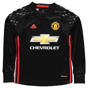 Manchester United Goalkeeper Shirt 2016/17 Junior Boys.