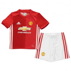 Manchester United Home Kits 2016/2017 mini.