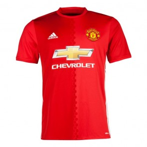 Manchester United Home Shirt 2016-2017 Mens.