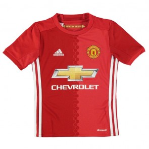 Manchester United Home Shirt 2016 2017 Junior Boys.