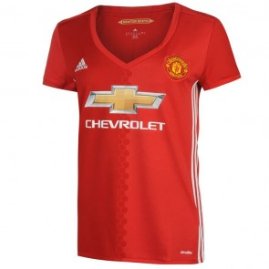 Manchester United Home Shirt 2016 2017 Ladies