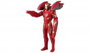 Marvel Avengers Mission Tech Iron Man Figure