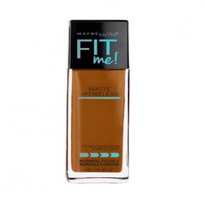 Maybelline Fit Me ® Matte + Poreless Foundation - Mocha(360).