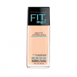 Maybelline Fit Me ® Matte + Poreless Foundation - Classic Ivory. (120)
