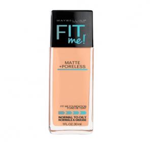 Maybelline Fit Me ® Matte + Poreless Foundation - Natural Beige (220).