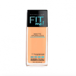 Maybelline Fit Me ® Matte + Poreless Foundation - Natural Buff(230).