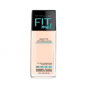 Maybelline Fit Me ® Matte + Poreless Foundation - Natural Ivory (112).