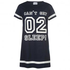 Miso Oversize TShirt Night Dress Ladies - Sleep.