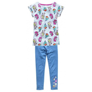 My Little Pony Top and Leggings Set.