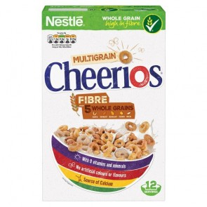 Nestle Cheerios Cereal 375G