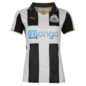 Newcastle Home Shirt 2016-2017 Ladies.
