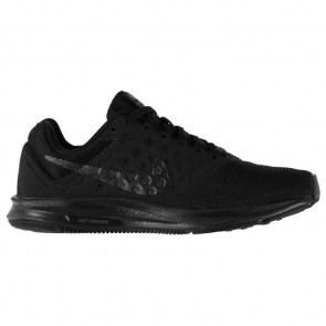 Nike Downshifter 7 Ladies Trainers - Black/Grey.