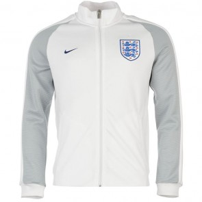 Nike England N98 Jacket Mens - White.