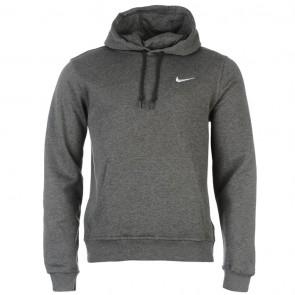 Nike Fundamentals Fleece Hoody Mens - Charcoal.