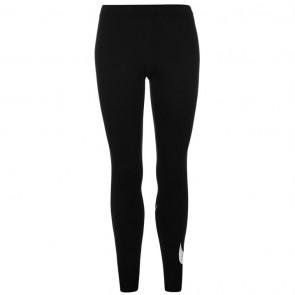 Nike Swoosh Leggings Womens - Black.