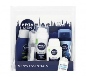 Nivea Male Travel Set.
