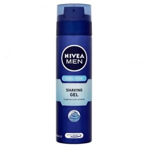 Nivea Men Cooling Shaving Gel 200Ml.