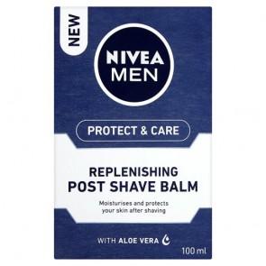 Nivea Men Replenishing Aftershave Balm 100Ml.