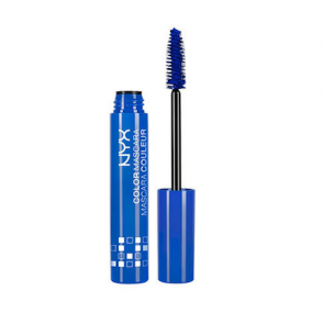 NYX Color Mascara 20g - Blue.