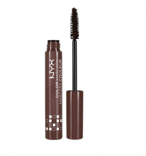 NYX Color Mascara 20g - Brown.