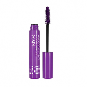 NYX Color Mascara 20g - Purple.