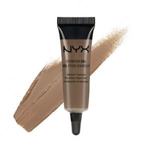 NYX Professional Makeup Eyebrow Gel - Brunette (ASH BROWN).