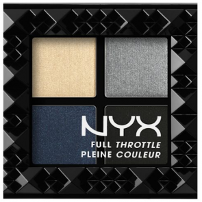NYX Professional Makeup Full Throttle Shadow Palette - Haywire.