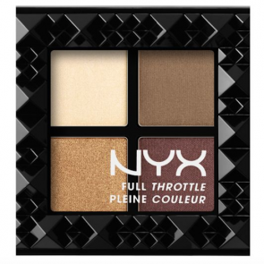 NYX Professional Makeup Full Throttle Shadow Palette Darling Damsel.