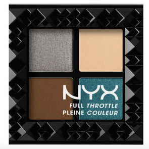 NYX Professional Makeup Full Throttle Shadow Palette Stunner.