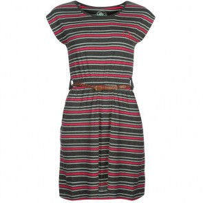 Ocean Pacific Belt Dress Ladies - Charcoal.