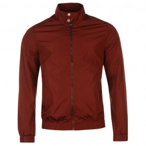 Only and Son Lake Harrington Jacket - Burgundy.