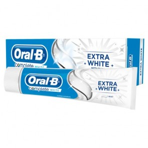 Oral-B Complete Extra White Toothpaste 100Ml.