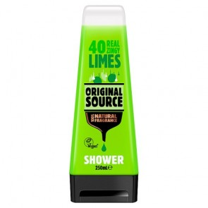Original Source Lime Shower Gel 250Ml.