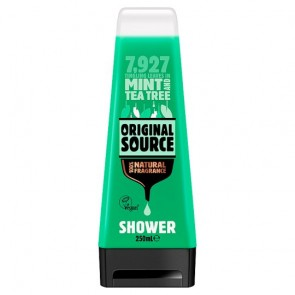Original Source Mint Shower Gel 250Ml.