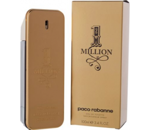 Paco Rabanne 1 Million for Men - 100ml Eau de Toilette.