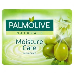 Palmolive Naturals Moisture Care 4X90g Bar Soap.