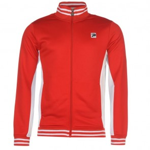 Patrick Tricot Jacket Mens - Red.
