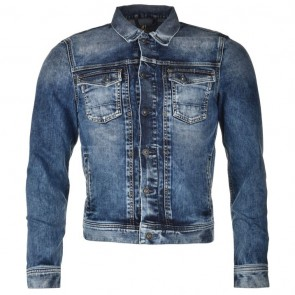 Pepe RoosterJeans Jacket Mens - Denim.