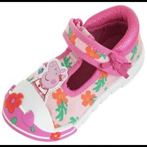 Peppa Pig Canvas Shoe.