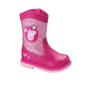 Peppa Pig Glitter Boots.
