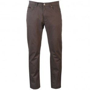 Pierre Cardin 5 Pockets Chinos Mens - Charcoal.