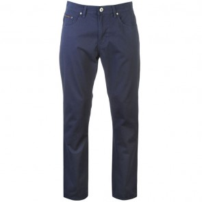 Pierre Cardin 5 Pockets Chinos Mens - Navy.
