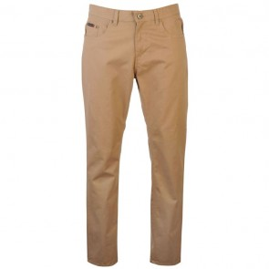 Pierre Cardin 5 Pockets Chinos Mens - Tan.