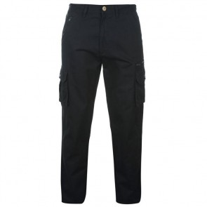 Pierre Cardin Cargo Trousers Mens - Navy.