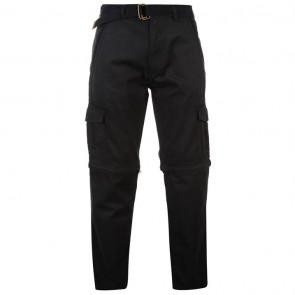 Pierre Cardin Combat Trousers - Navy.