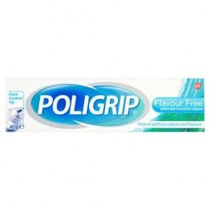 Poligrip Flavour Free 40G.