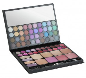 Pretty Pink Palette Book Make-up Set.