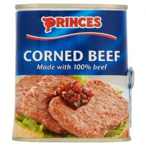 Princes Corned Beef 340G Can